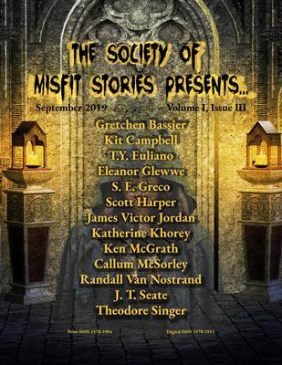 society of misit stories vol 3 issue 1 cover